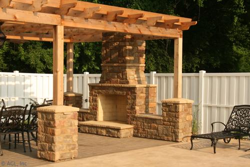 Avant Gardens Landscape Design Outdoor Living Fire